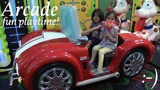Indoor Amusement Park: Hulyan & Maya