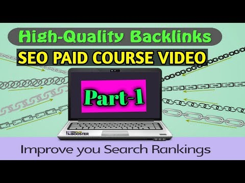 Off Page Submission To Blog Directories | How To Get High Quality Backlinks Telugu Part-1 SEO TELUGU