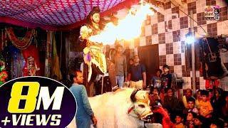 Amazing Jhanki Dance Of God Shiv Parvati !! Har Har Har Mahadev !! Shiv Parvati Jhanki