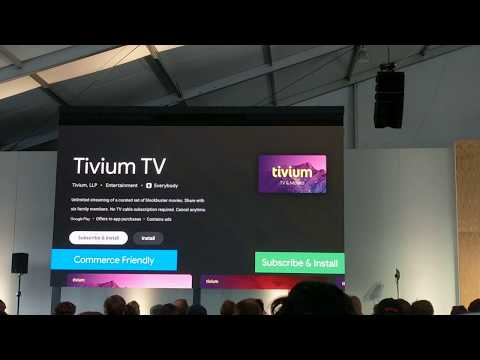 Android TV Subscribe & Install