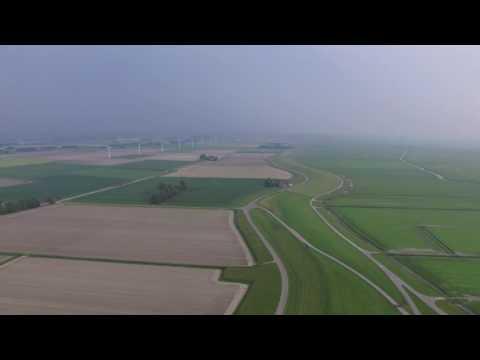 Friesland drone flight