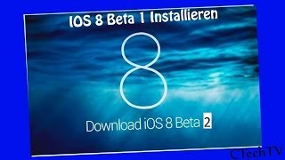 IOS 8 Beta 2 Installieren [German][HD] + Download Link!