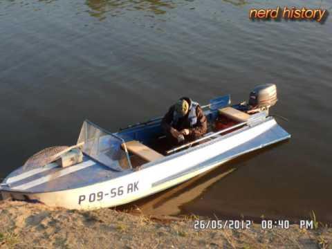 Краткая история лодки Казанка