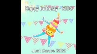 Just Dance® 2020 Kids: Happy Birthday - Top Culture
