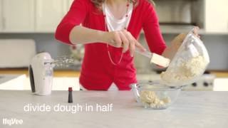 How To Make Candy Cane Cookies