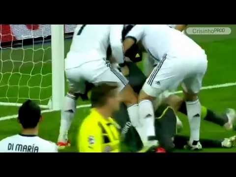 Real Madrid on The Champions League 2012/2013 |HD|