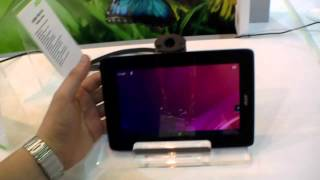 Acer Iconia Tab A110 Hands On (EN)