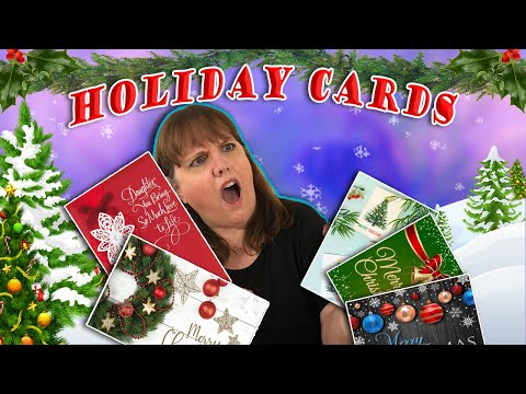 Yes, You CAN Purge Those Holiday Cards!