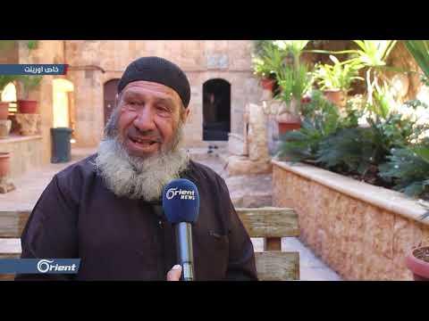 مسجد التوحيد من أقدم المساجد الأثرية في قلعة المضيق بحماة  - 23:52-2018 / 11 / 3