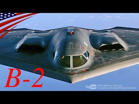 B-2スピリット:1機2,000億円の世界一高価なステルス爆撃機