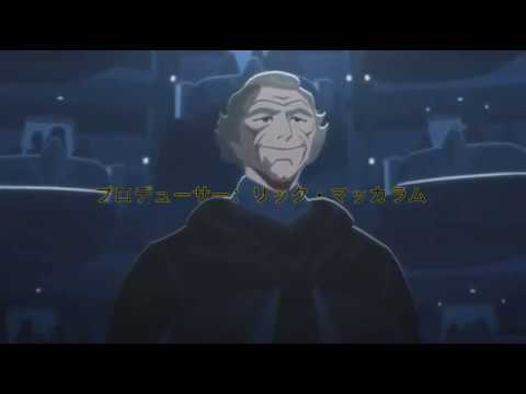 "Star Wars ""Prequel Trilogy"" Anime Opening | ""Binary Star"" by SawanoHiroyuki[nZk]:Uru (LotGH: DNT OP)"