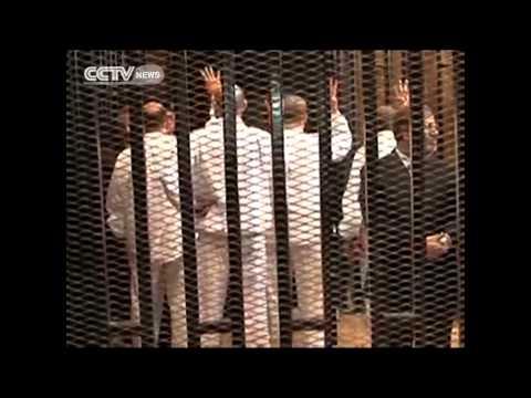 Mubarak &  Morsi Prepare for Trial
