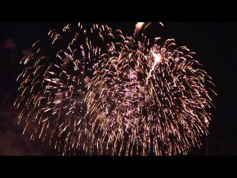 Full Thunder Over Louisville Fireworks Show 2013 HD