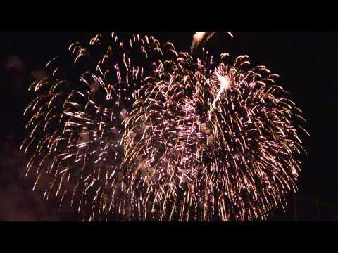 Full Thunder Over Louisville Fireworks Show 2013 HD