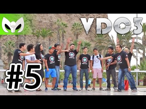 #VDC3 DESDE ARICA - CHILE @MarcianosChile (Altavoces Apple - Planes futuros - Qu� Mac Comprar?)