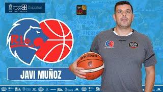 Video Charla con Javi Muñoz antes da visita do Melilla ao Pazo