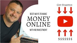 Make money online without investment - 2018