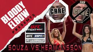 Care/Don't Care Preview - UFC Ft. Lauderdale 'Jacaré vs Hermansson' - BE PRESENTS