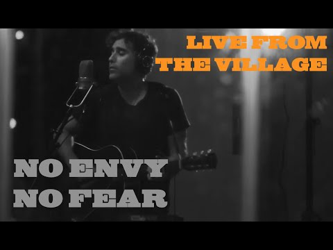 Joshua Radin - No Envy No Fear (Live from the Village)