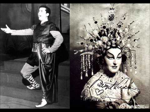 Turandot [Act 1] - di Stefano, Nilsson, Carteri (LIVE 1958 recording)