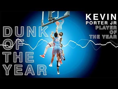 "Kevin Porter Jr. Rainier Beach ""Player/DUNK Of The Year"""