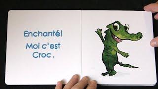 bande annonce de l'album Croc croque