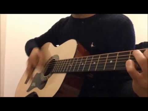 Try Asher Book Guitar Cover Joey Youtube