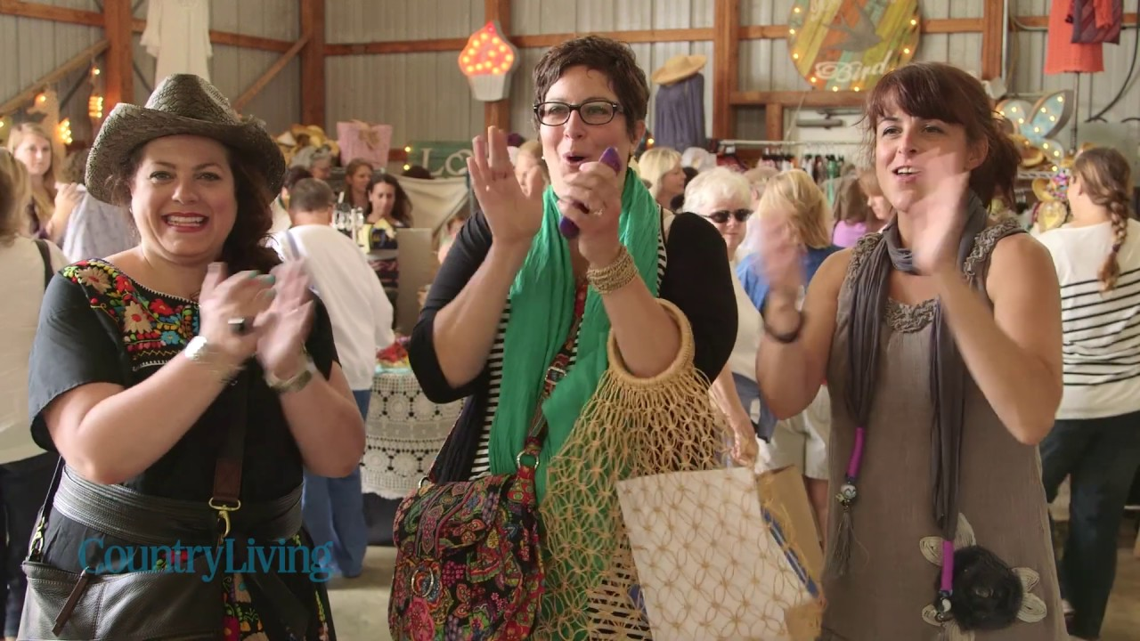 Country Living Fair 2020.2019 Country Living Fairs