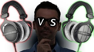 Noise Isolation VS Open Back? Which Headphones should I Choose? | DT990 pro and DT 770 pro review