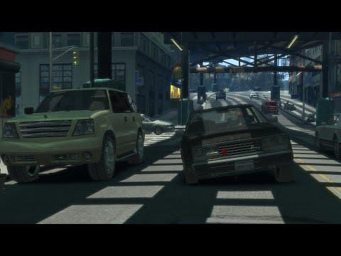 GTA 4 - 10 Taxi Driver Missions (1080p)