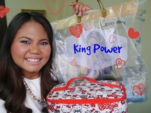 ขอเห่อจาก King Power และพี่สาวใจดี | MaiRuuDee