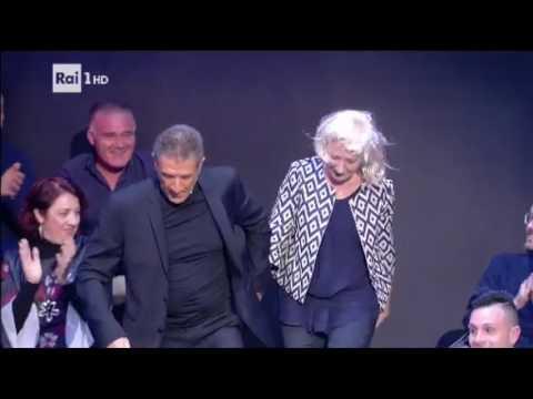 """Ezio Greggio ospite a """"Nemicamatissima"""" su Rai 1"""