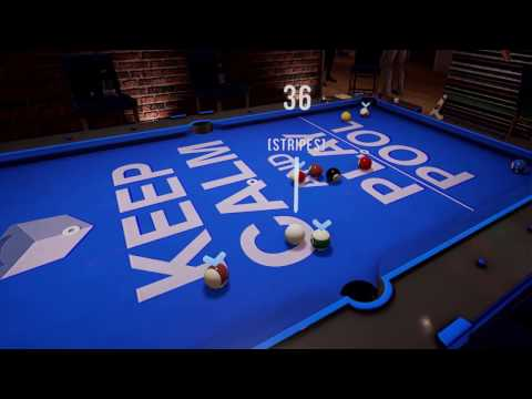 Sportsbar VR Oculus Touch 4 competitive frames