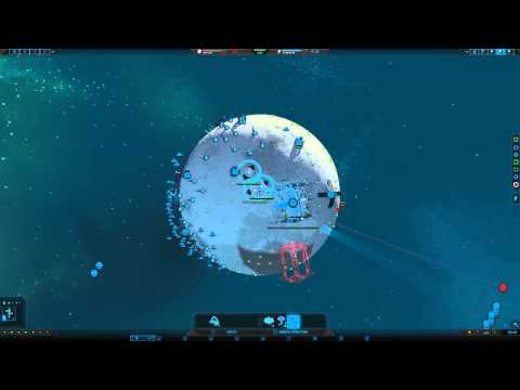 Epic Boss Battle! THE OMEGA! Planetary Annihilation: Titans || with Mike's Game Domain