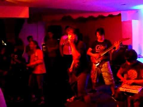 Chronic Syndrome Live at Skarlet Jazz Kitchen Bar, Timog, Quezon City, Philippines