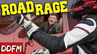 7 Common Reasons Motorcycle Riders Experience Road Rage