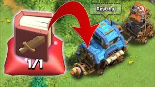 CLAN GAMES BOOK SPELL!! | Clash Of Clans | XMAS IS OVER :(
