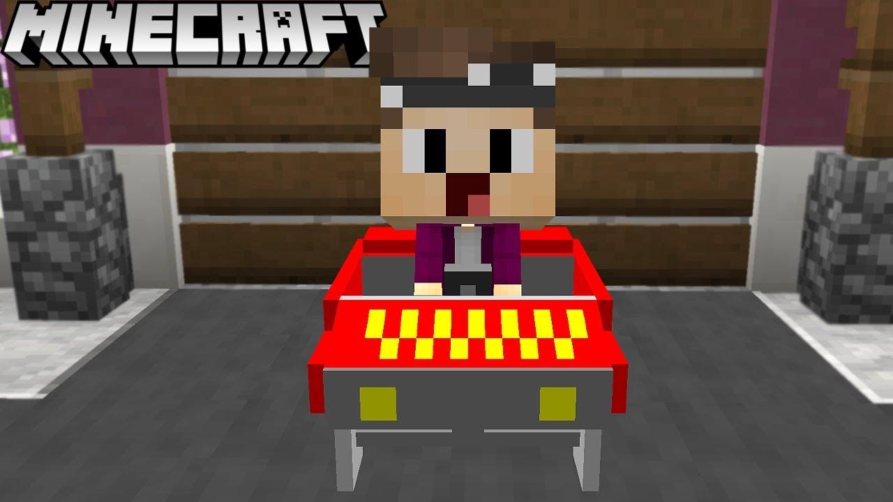 ich kaufe mir ein auto in minecraft youtube. Black Bedroom Furniture Sets. Home Design Ideas
