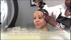Salon Pro 30 Sec - Weave Wonder Wrap - Weave & Extension Kit Instructional Video