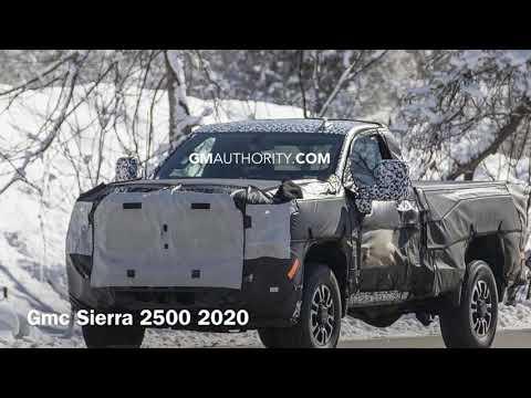 Gmc Sierra 2500 2020