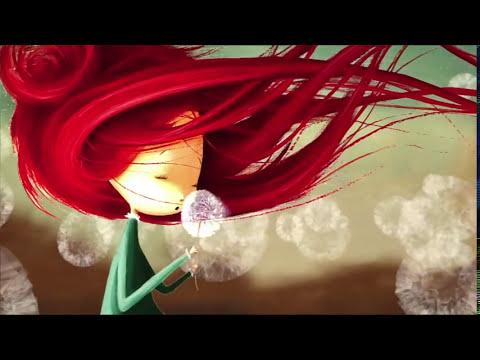 Im Garten der Pusteblumen (Buchtrailer mixtvision Verlag) - YouTube