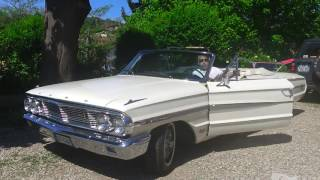 Martinez's garage : Ford Galaxie XL 500 1964