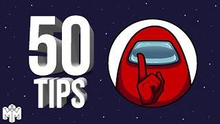 50 Tips for Among Us