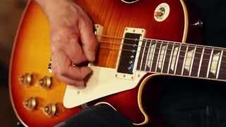 Gibson 1959 Les Paul ReIssue Burnt Wheat Burst Demo
