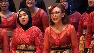 """Gambar cover Alumni PSM UNPAD  l Es Lilin (Cipt.Bi Mursih; Arr.Paul Widyawan) - Konser 4 """"NARANESIA"""""""