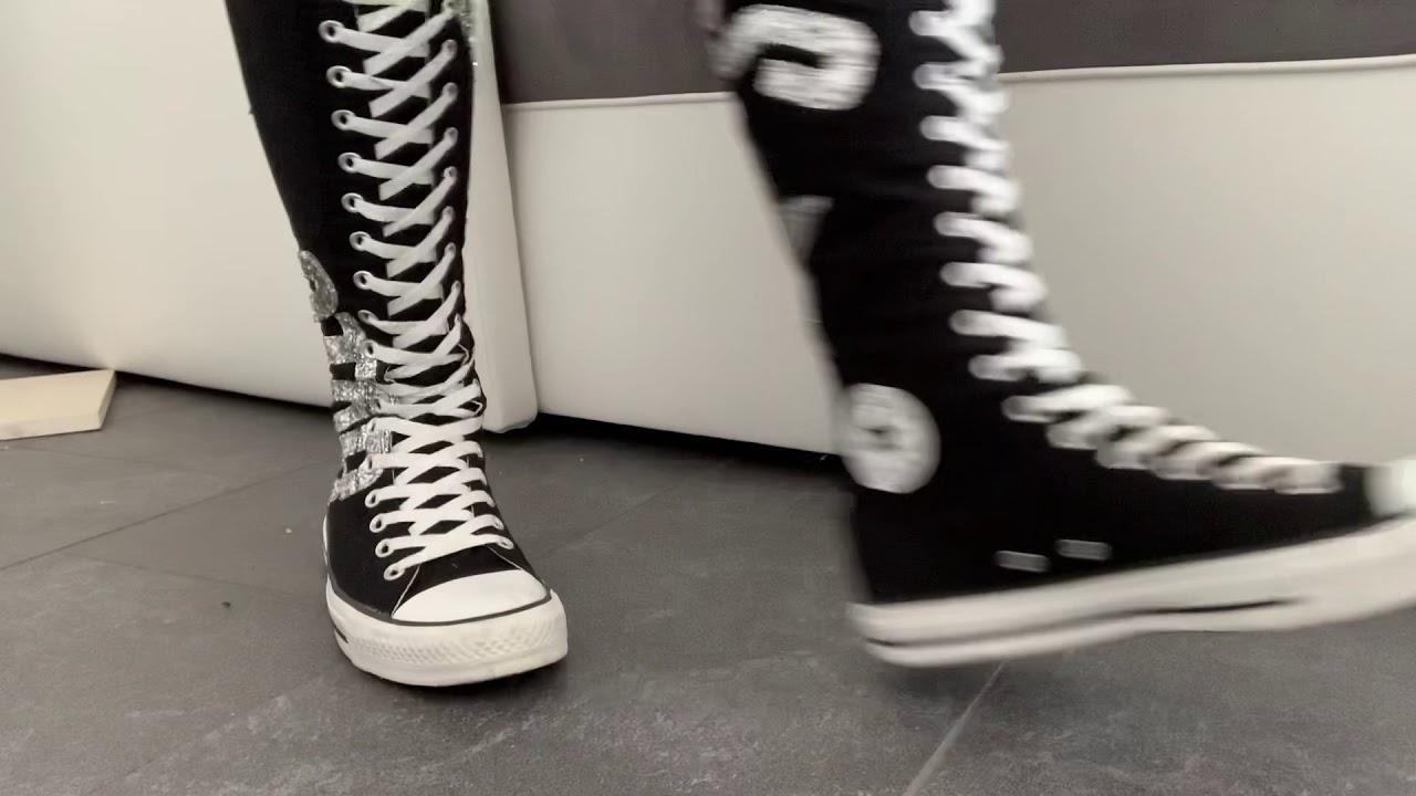 converse knee