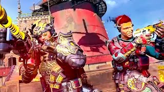 CALL OF DUTY: Black Ops 4 - Blackout Free Trial Trailer (2019)
