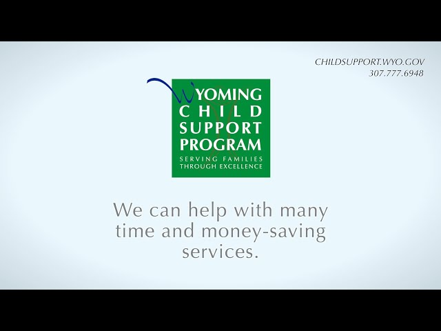 Time and Money-Saving Child Support Services