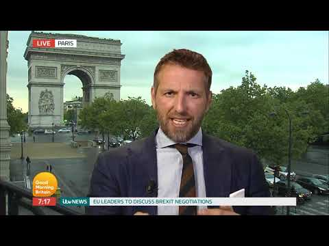 Security Expert Reacts to the Release of Alexander Blackman | Good Morning Britain