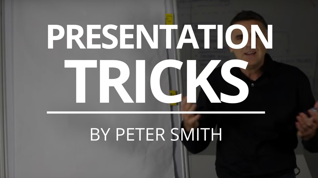 How to add some flip chart magic to your presentation peter smith how to add some flip chart magic to your presentation peter smith youtube solutioingenieria Image collections